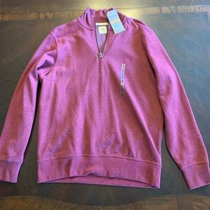 Men's dockers pullover NWT